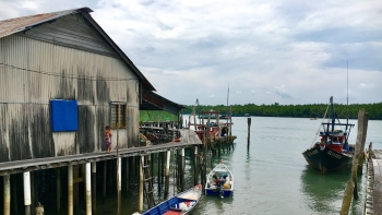 Crab Island Eco Ride - Seafood Heaven